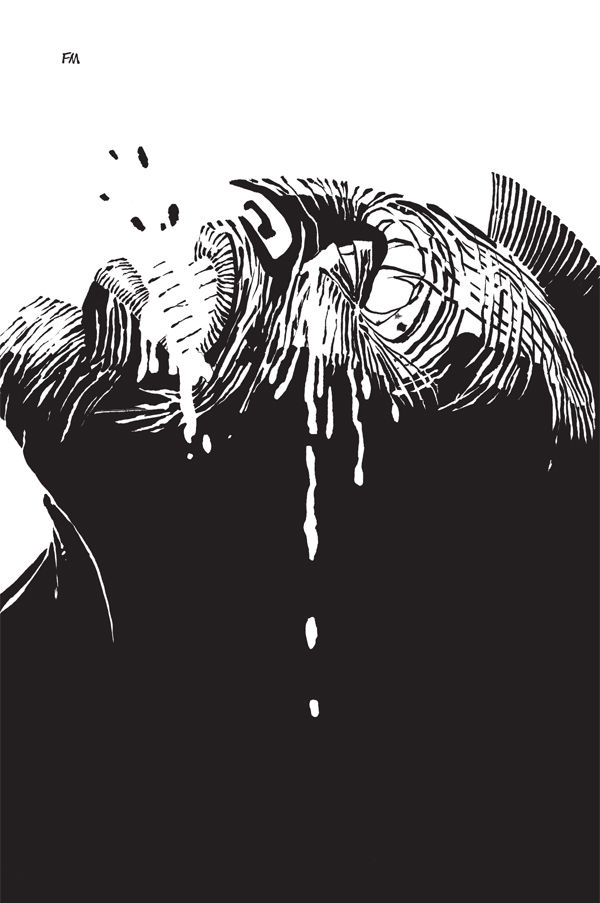 Sin City: The Hard Goodbye cover