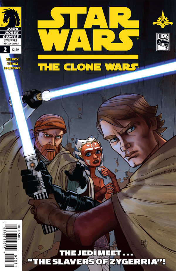 Star Wars: The Clone Wars #2 :: Profile :: Dark Horse Comics