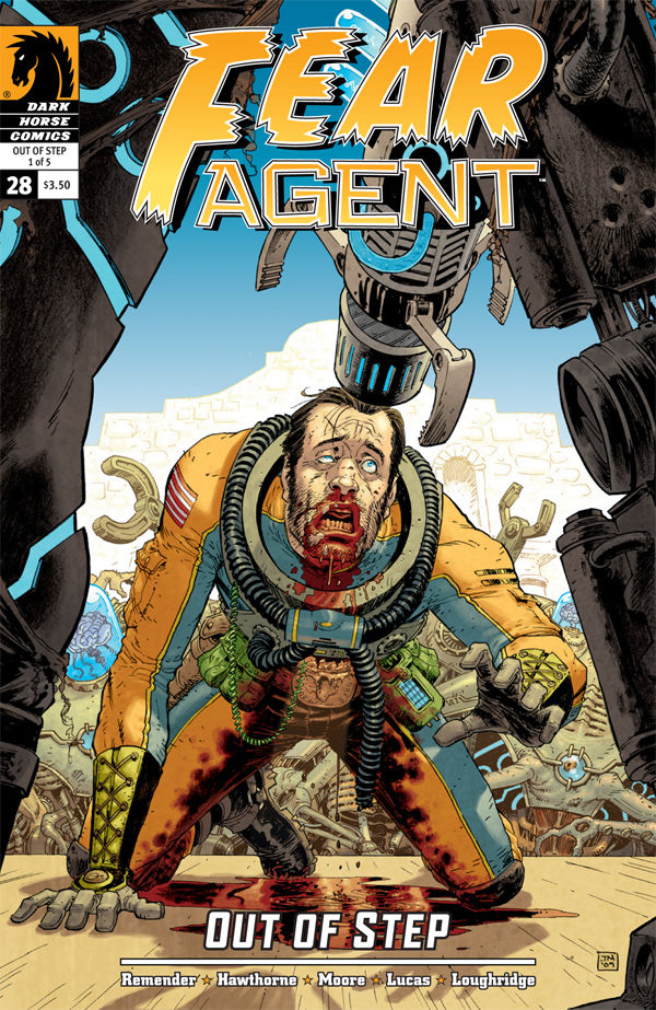 Fear Agent #28: Out of Step #1 :: Profile :: Dark Horse Comics