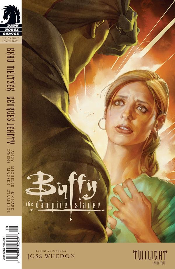 buffy the vampire slayer season 8  33  twilight part 2  jo