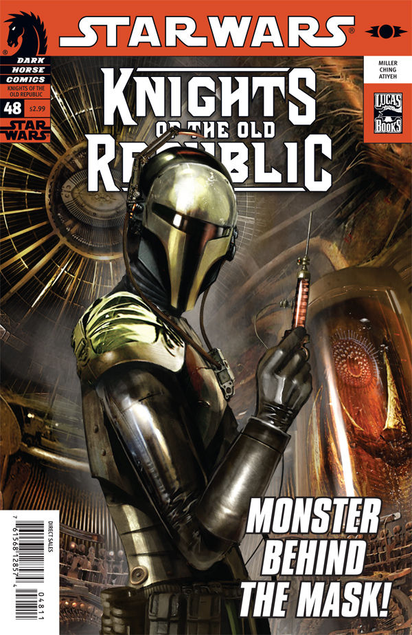 Star Wars Knights Of The Old Republic 48 Demon Part 2