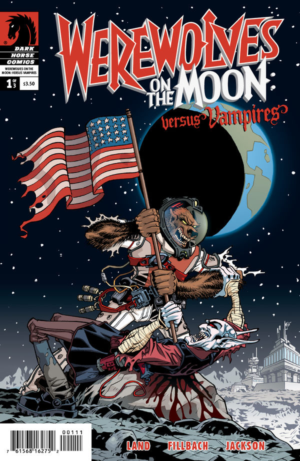 Werewolves on the Moon: Versus Vampires #1 :: Profile