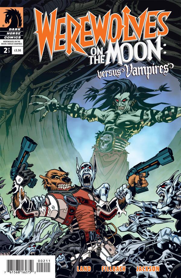 Werewolves on the Moon: Versus Vampires #2 :: Profile