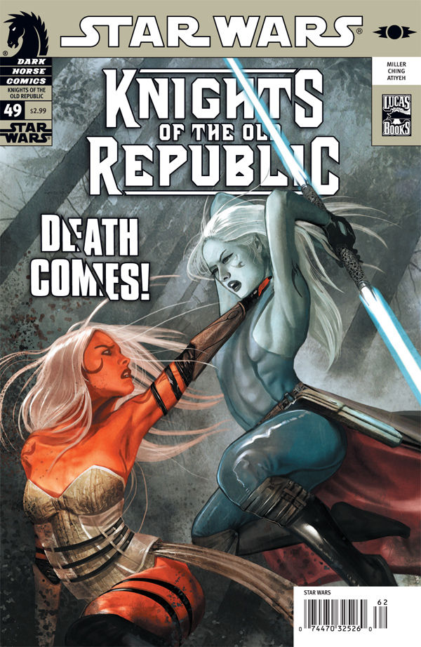 Star Wars Knights Of The Old Republic 49 Demon Part 3