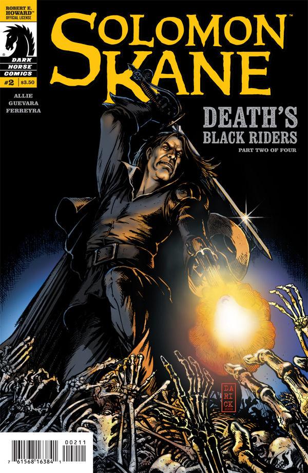 The Black Forest Germany >> Solomon Kane: Death's Black Riders #2 :: Profile :: Dark Horse Comics