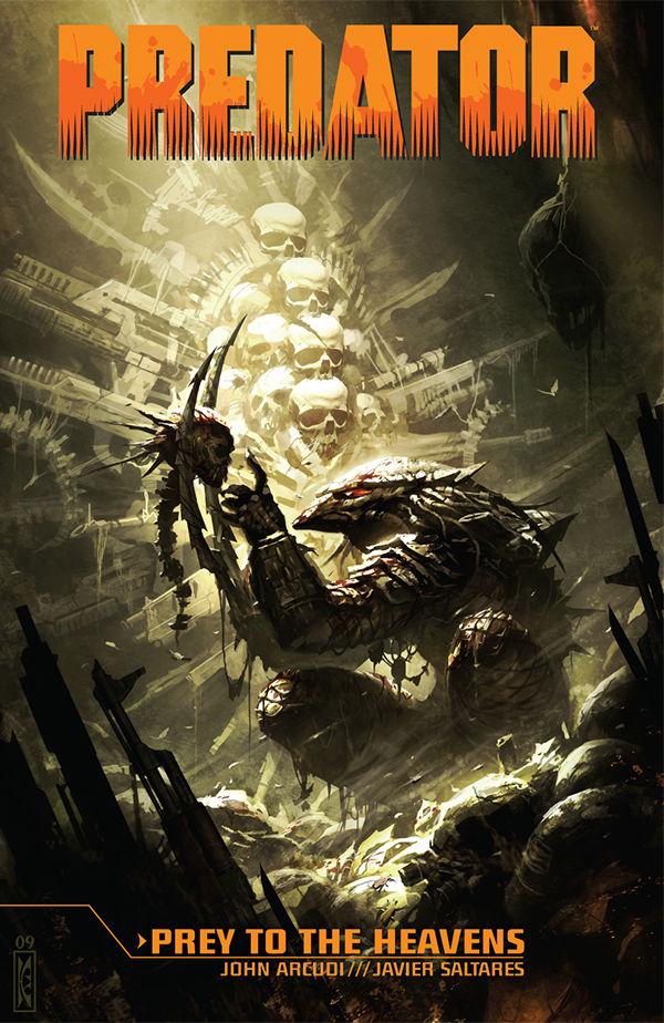 Predator: Prey to the Heavens TPB :: Profile :: Dark Horse ...