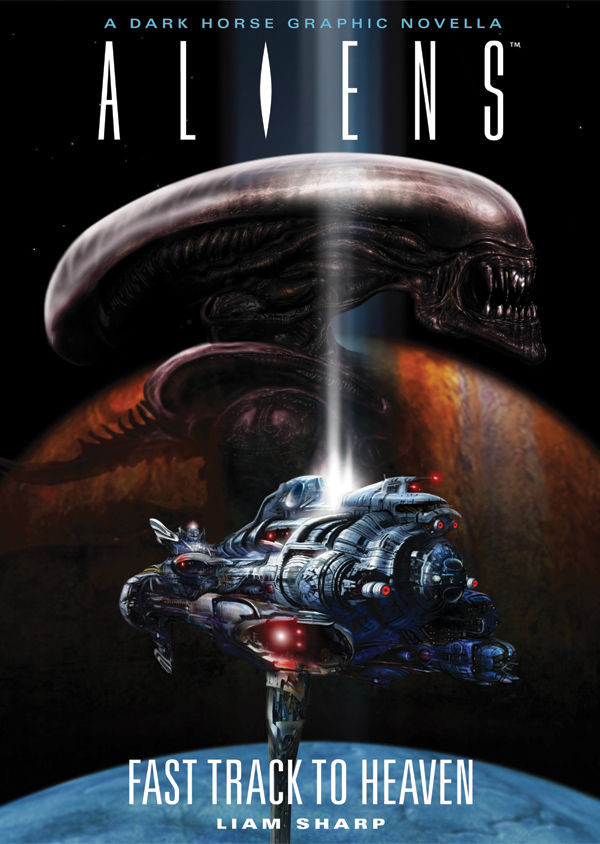 Aliens: Fast Track to Heaven HC