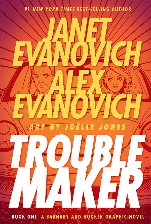 Southern Auto Parts >> Troublemaker Book 1 HC :: Profile :: Dark Horse Comics