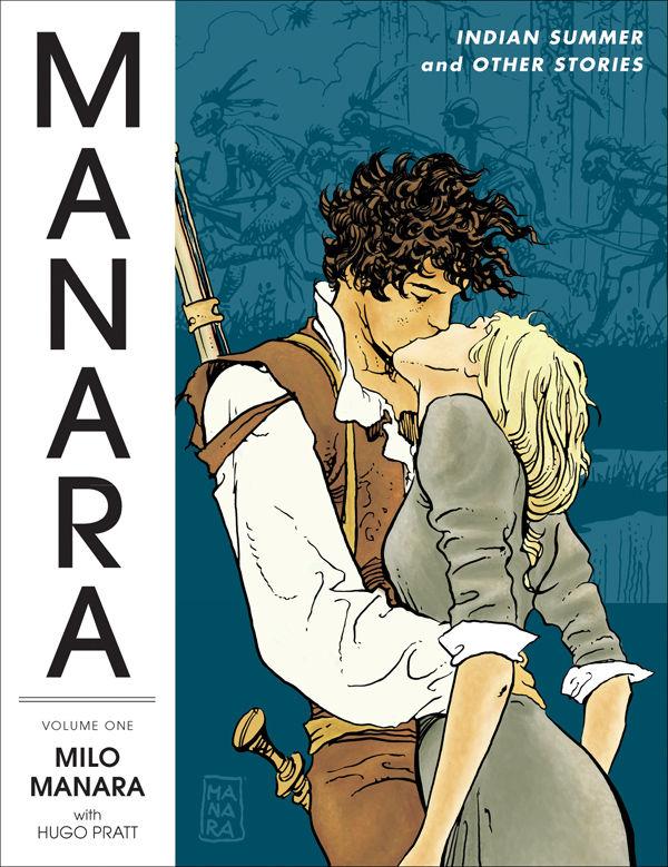 The Manara Library Volume 1 Hardcover Profile Dark Horse Comics