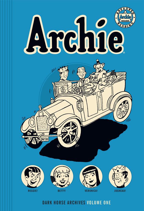 Dark Horse Comics HC Archie #29-31 Pep #65-66 Archie Archives Volume 10  SEALED