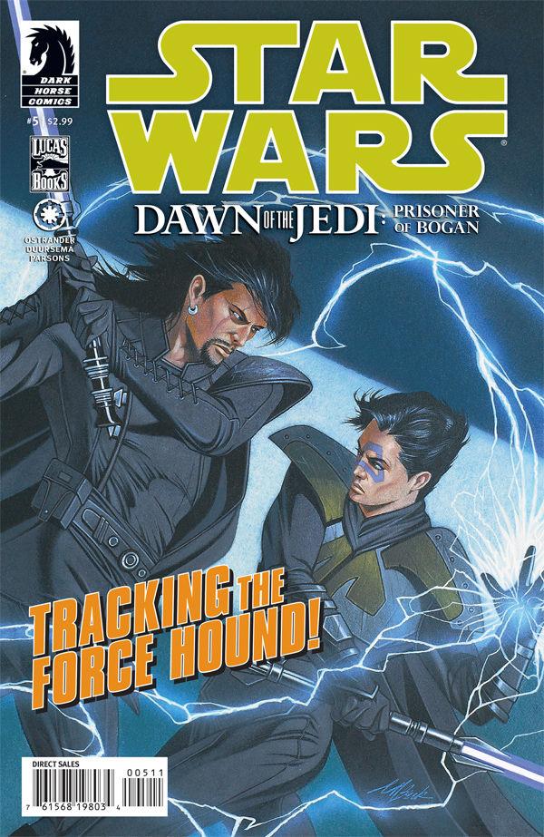Star Wars: Dawn of the Jedi: Prisoner of Bogan #5