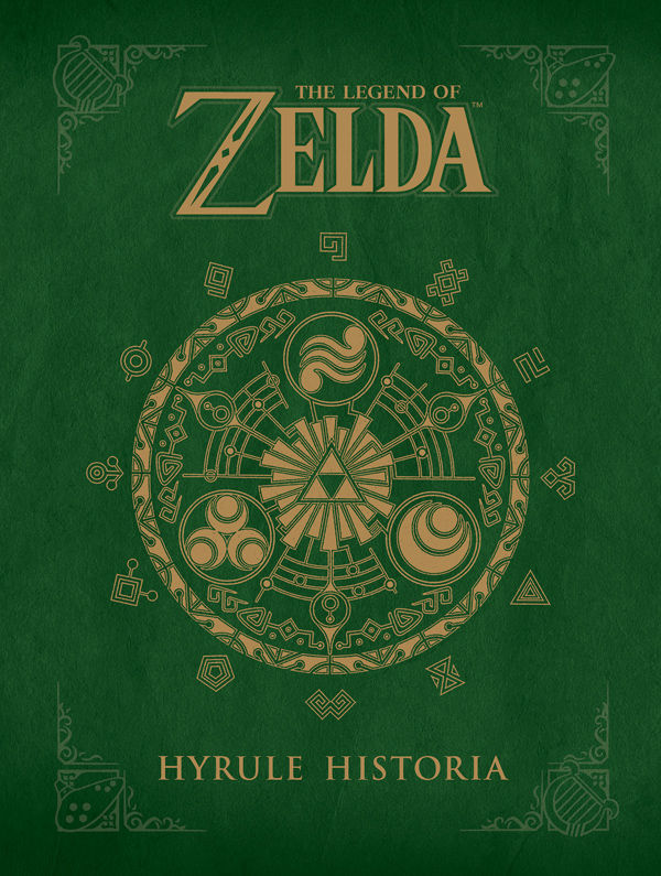 The Legend of Zelda: Hyrule Historia HC :: Profile :: Dark