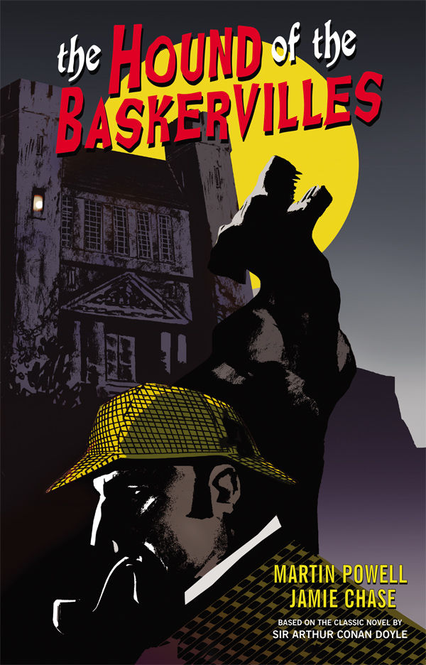 The Hound Of The Baskervilles Hc Profile Dark Horse