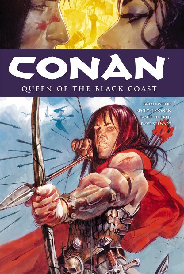 Conan: Queen of the Black Coast: Queen of the Black Coast