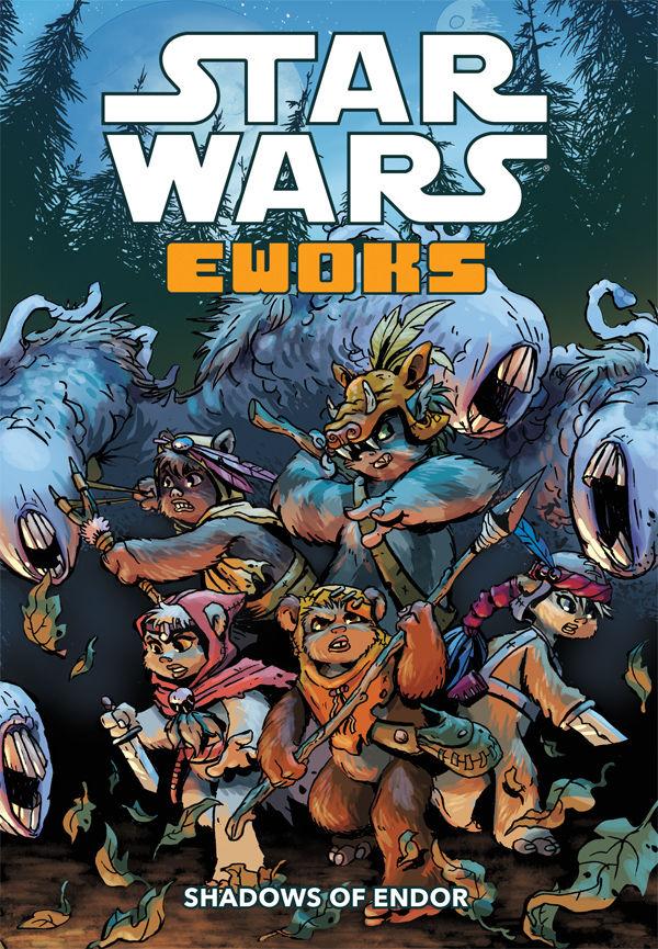 Star Wars Ewoksshadows Of Endor Tpb  Profile  Dark -7799