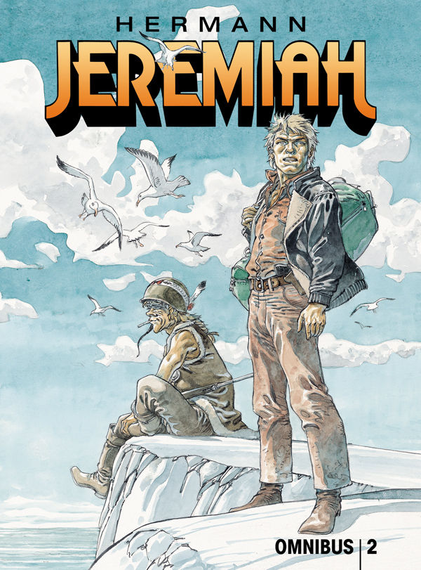 תוצאת תמונה עבור jeremiah comics