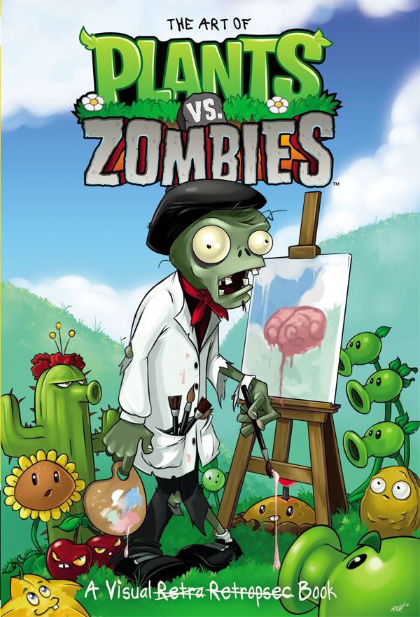 the art of plants vs zombies profile dark horse comics