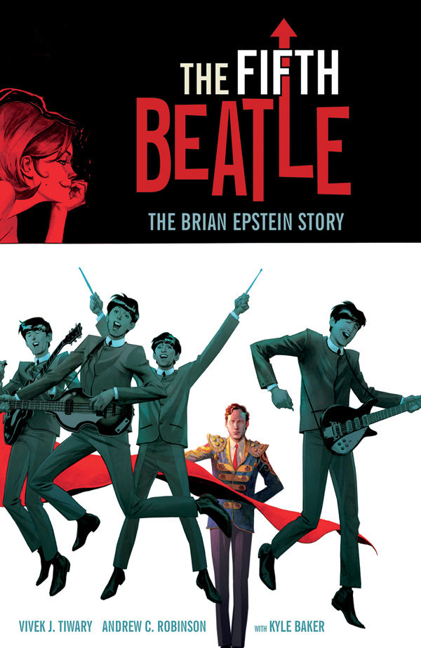 The Fifth Beatle: The Brian Epstein Story :: Profile :: Dark Horse ...