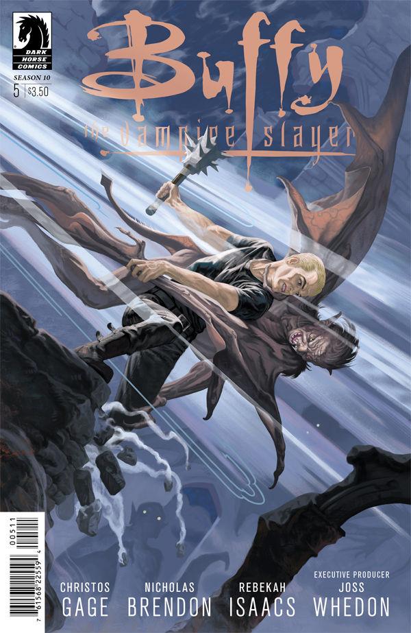 BUFFY THE VAMPIRE SLAYER Season 10 #2 Morris Cover