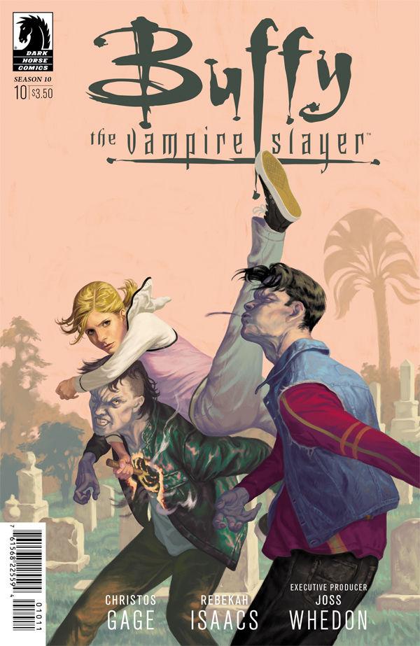 Buffy The Vampire Slayer Season 10 Profile Dark Horse Comics