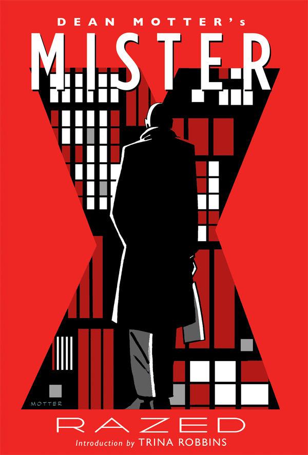 Mister X Razed Tpb Profile Dark Horse Comics