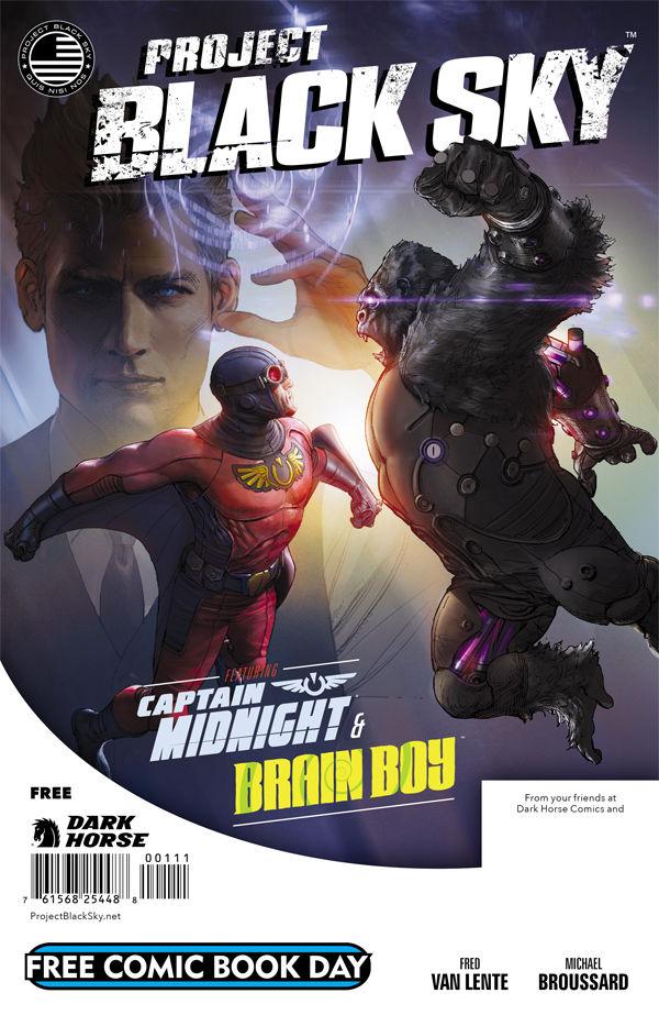 dark horse free comic book day 2014