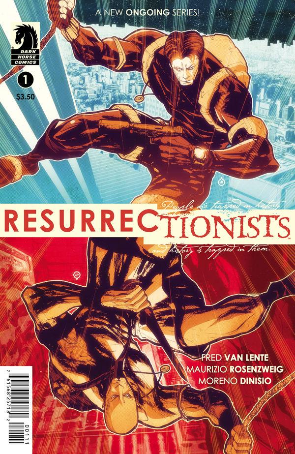 Fred Van Lente Resurrectionists