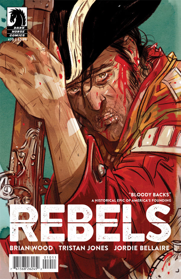 Image result for rebels brian wood bloody backs
