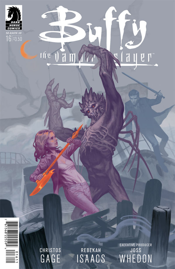 Buffy The Vampire Slayer Season 10 16 Profile Dark Horse Comics