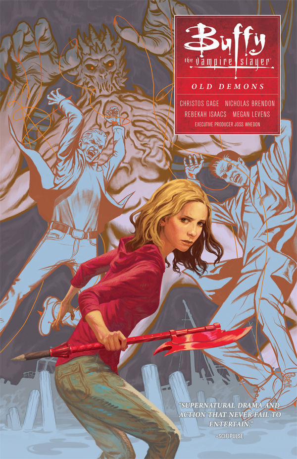 Buffy the Vampire Slayer Season 10 comics at TFAW.com