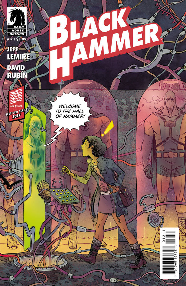 Image result for black hammer #12