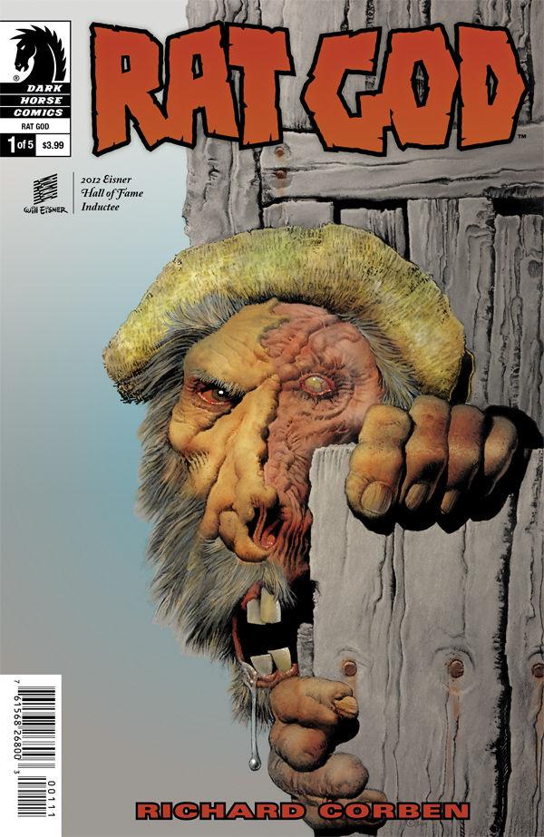 Rat God 1 Profile Dark Horse Comics