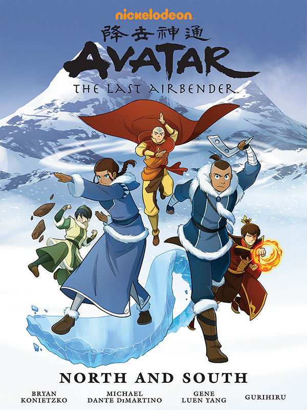 Avatar: The Last Airbender--North and South Library Edition HC :: Profile  :: Dark Horse Comics