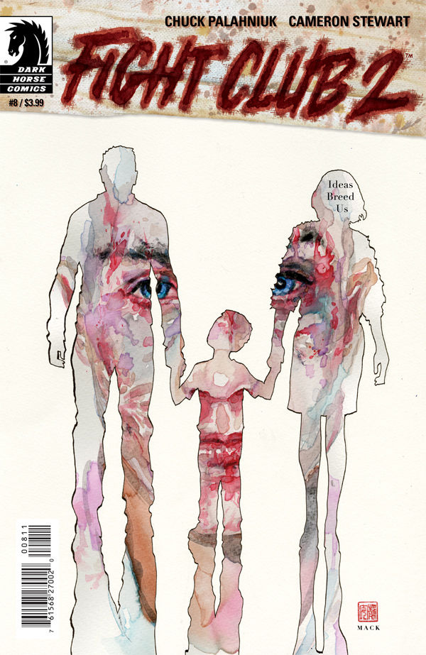 fight club profile dark horse comics