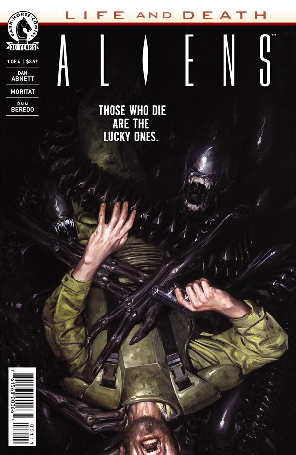 Aliens: Life and Death #1 :: Profile :: Dark Horse Comics