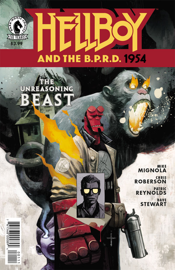 Hellboy and the B.P.R.D. comics at TFAW.com