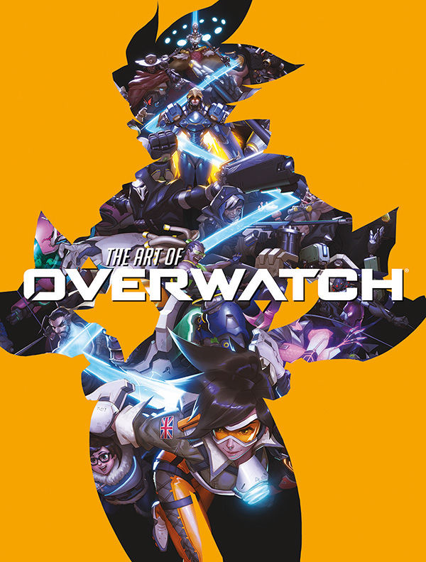 The Art Of Overwatch Limited Edition Hc Profile Dark