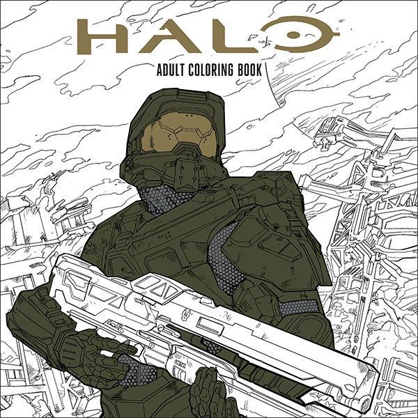 Custom Halo Black Adult
