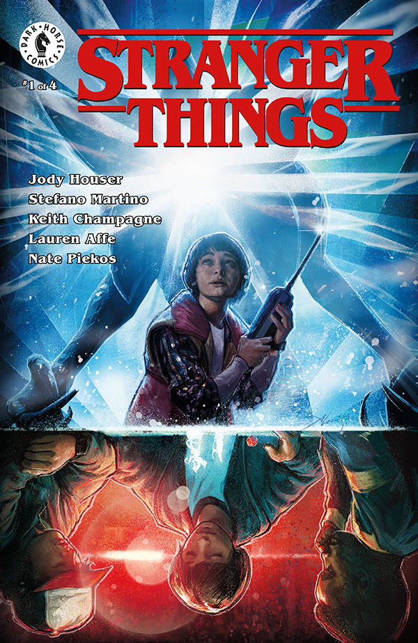 Image result for stranger things #1 comic
