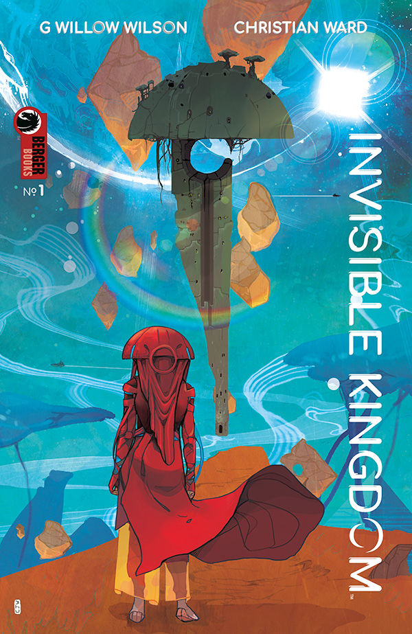 Invisible Kingdom #1 :: Profile :: Dark Horse Comics