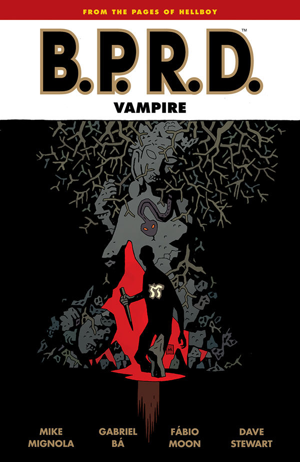 B P R D : Vampire TPB (Second Edition) :: Profile :: Dark