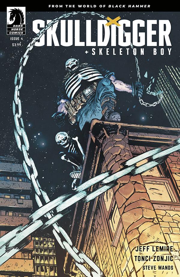 Skulldigger /& Skeleton Boy #1 Main Cover A Dark Horse 2020 NM J13N