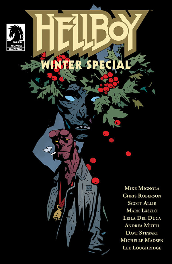 Image result for hellboy winter special 2019