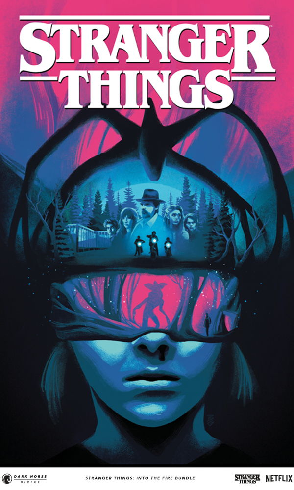 Stranger Things: Into the Fire #1 (Dark Horse Direct