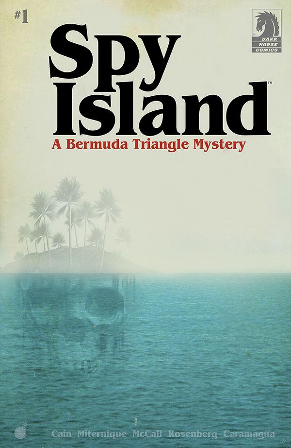 Spy Island #1 :: Profile :: Dark Horse Comics