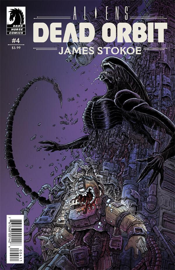 Aliens: Dead Orbit #4 :: Profile :: Dark Horse Comics