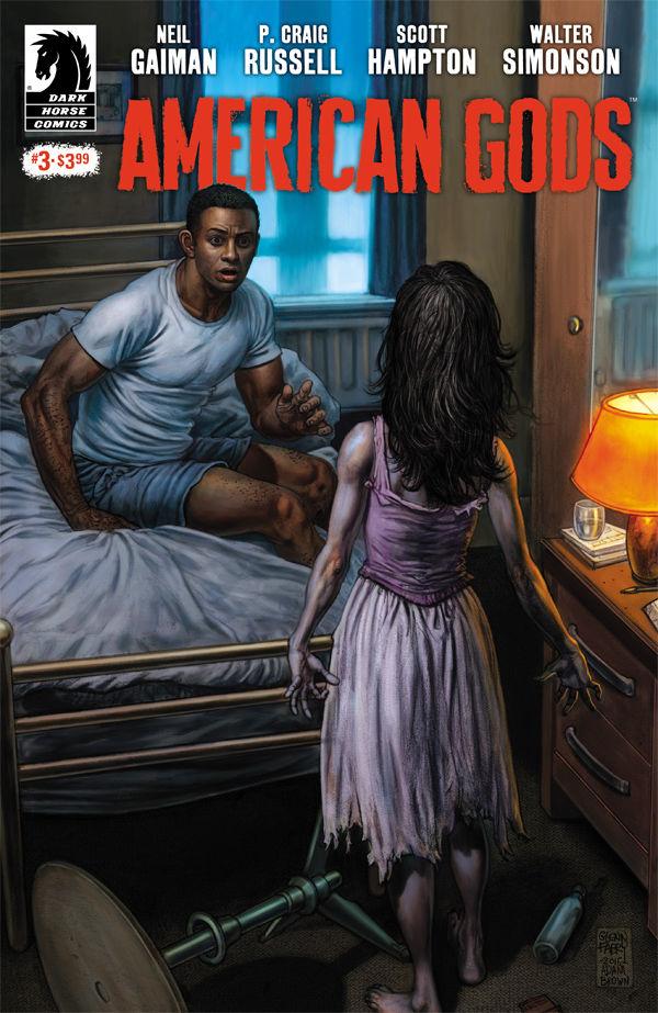 American Gods: Shadows #3 :: Profile :: Dark Horse Comics