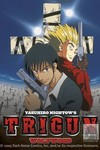 Trigun Anime Manga Volume 2 TPB - nick & dent