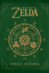 Legend of Zelda: Hyrule Historia HC - nick & dent