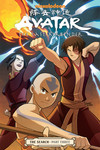 Avatar: The Last Airbender Volume 6 TPB - The Search Part 3 - nick & dent